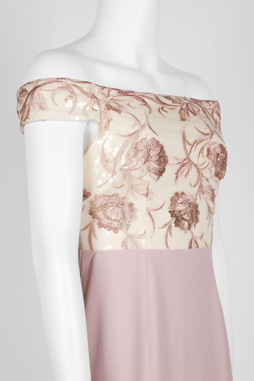 Adrianna papell sequin bodycon dress quartz girl guide cheap young